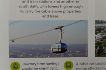 We won't force the cable car on you says Curo chief.