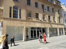 New NatWest branch for Stall Street.