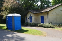 Council statement on vandalisedloos.