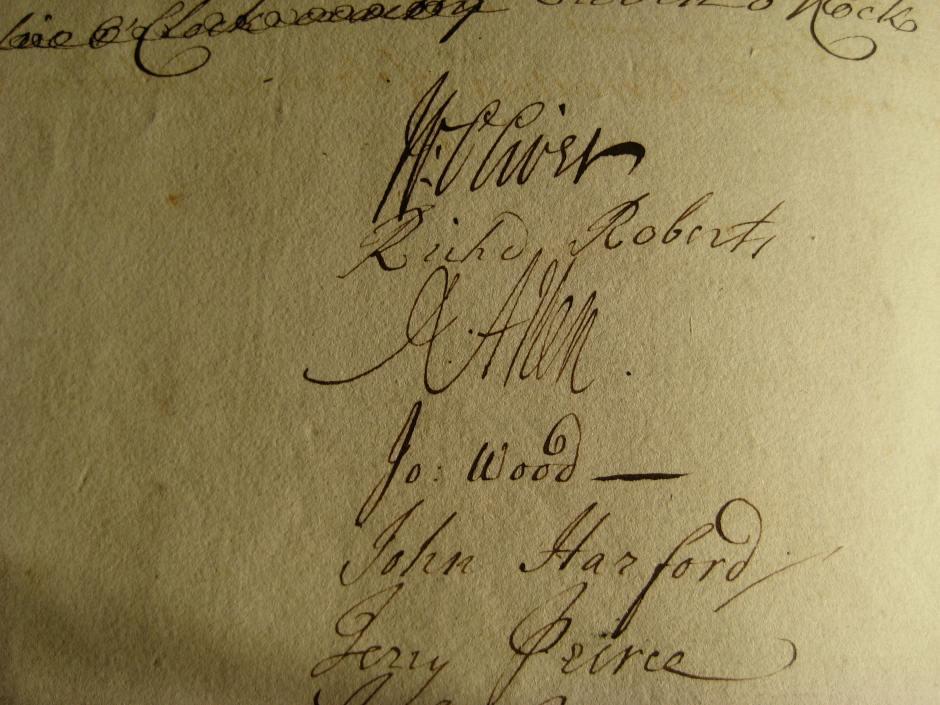 signatures