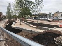 Autumn opening for new riversidewalk?