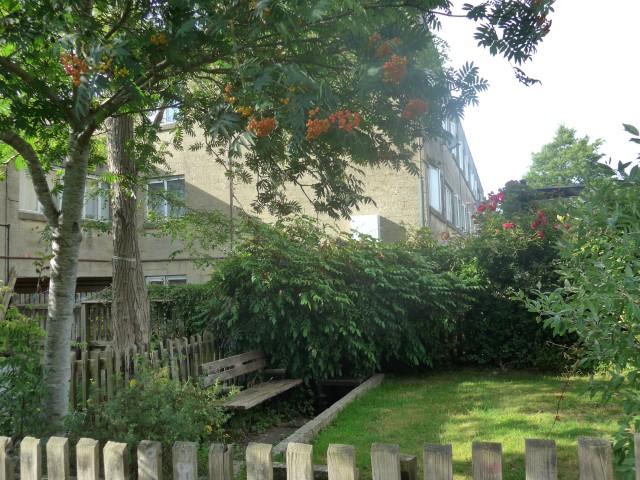 Dunster house flats