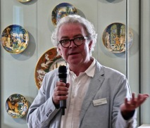 Let's 'twin' museums says Holburne's new director to Bath's Dutchfriends.