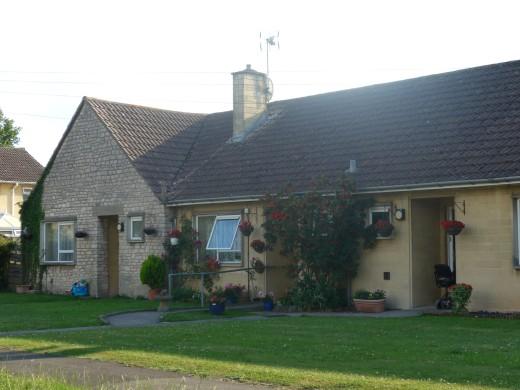 Retirememnt bungalows