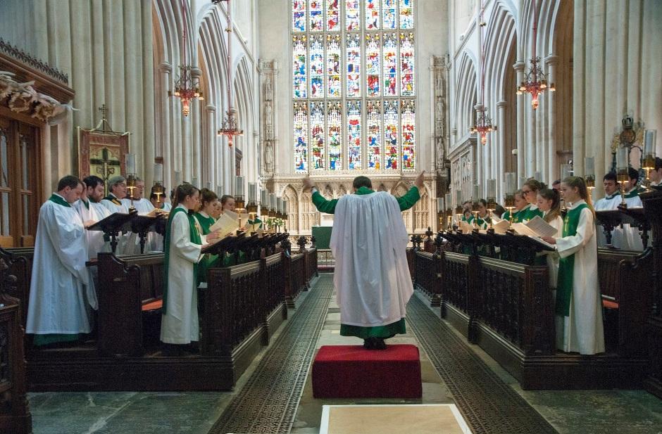 15 Huw conducting Girls and Men 19 Feb 17