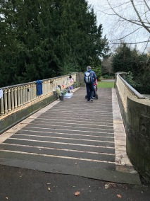 Brunel's footbridge still due to berestored.