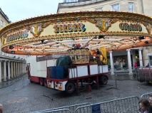 The Carousel returns!
