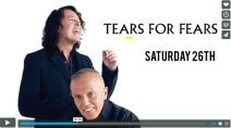Tears for Fears to play Bath nextMay.