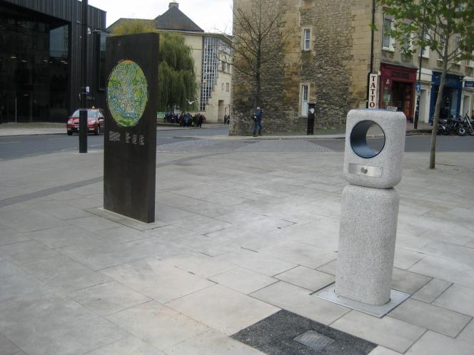 What happened to Bath's planned water fountains?