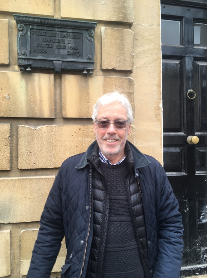 A Bathonian's Frenchconnection.
