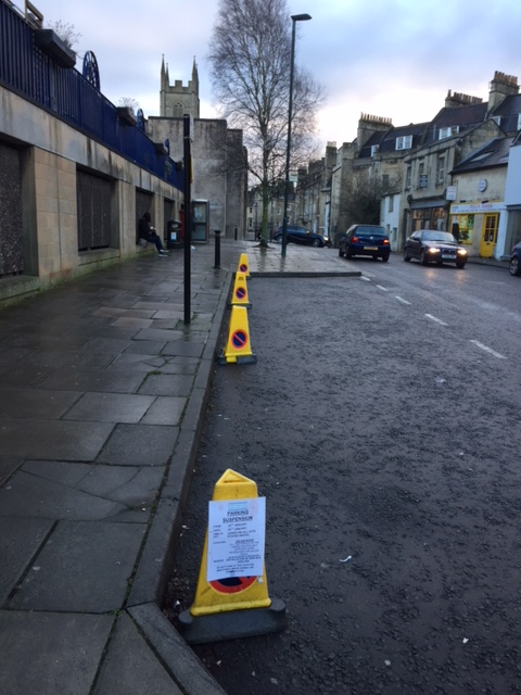 At a time of cuts – new bus route for JulianRoad?