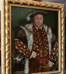 Portrait of a king is trulyTudor!