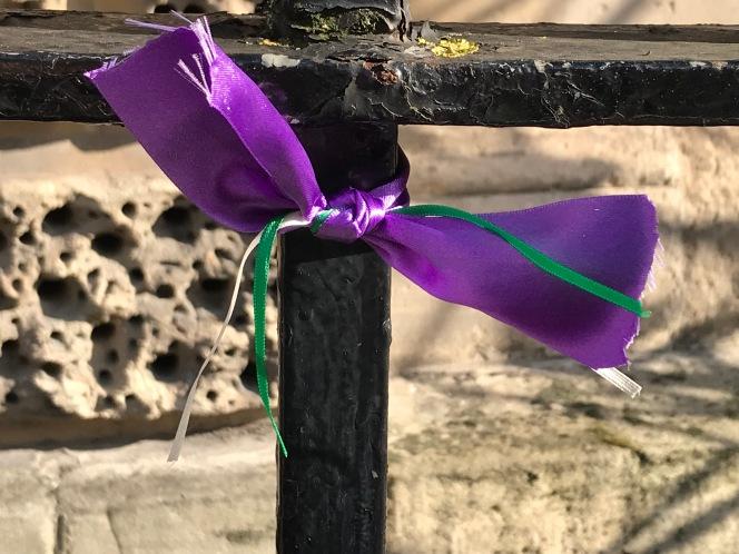 Help save a 'suffragette tree'