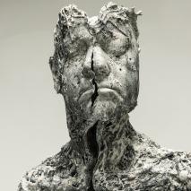 Bath-based sculptor's newshow