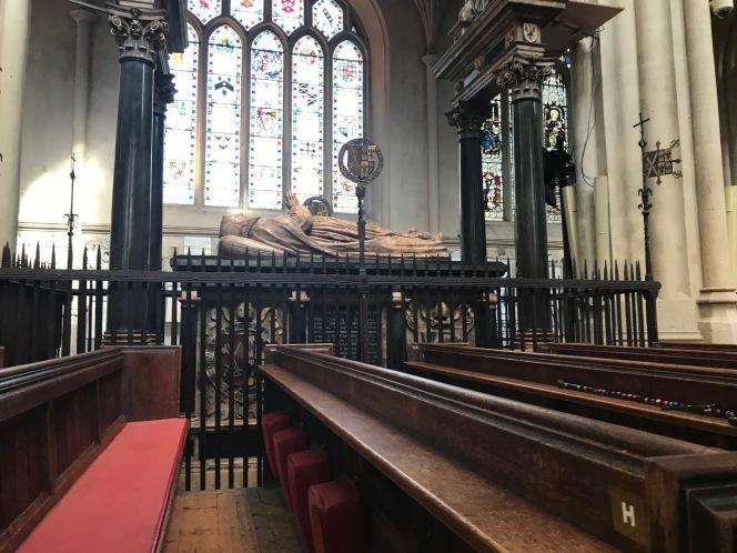Abbey's congregation pews willgo.