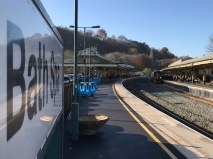 Rails-way station