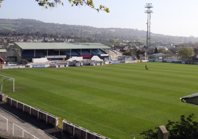 Let's talk Twerton Park.