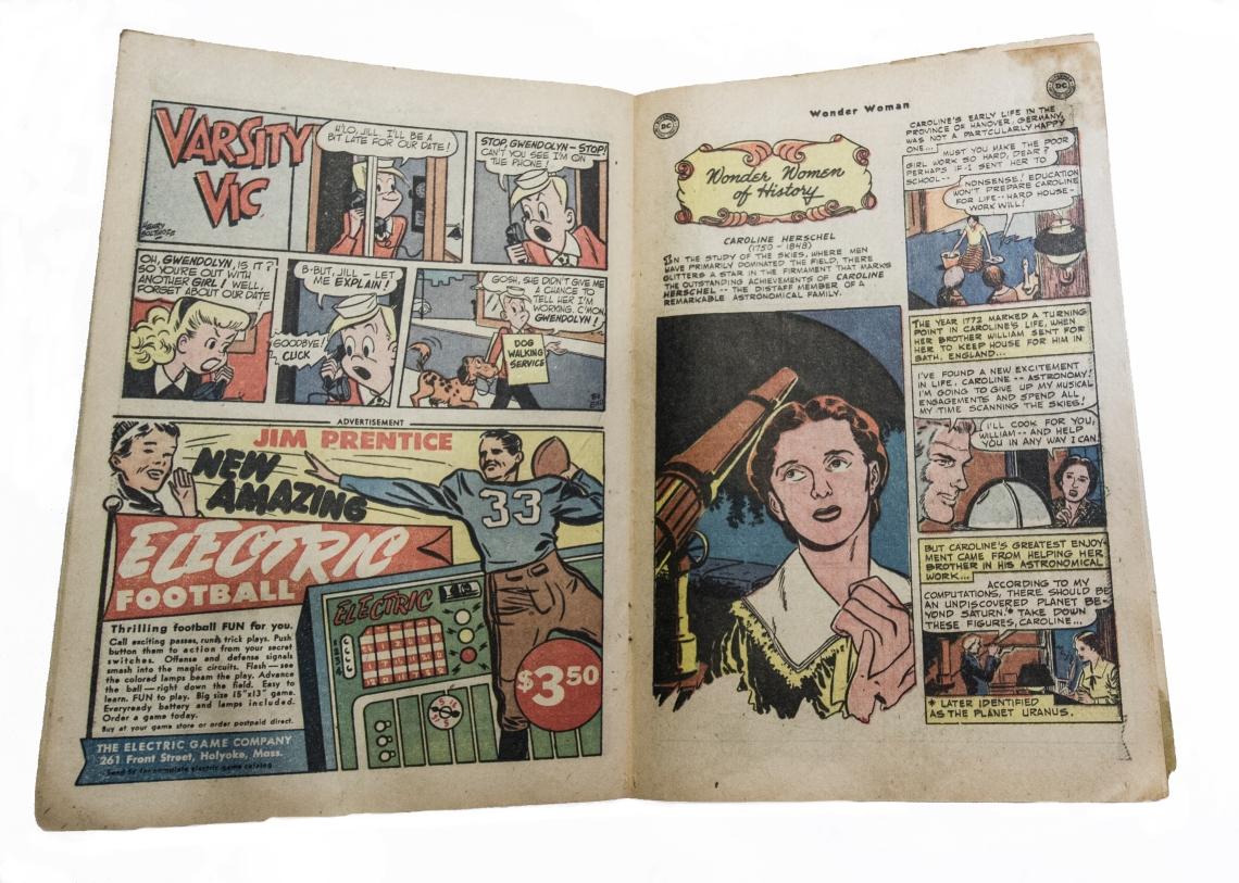 Wonder Woman Comic Issue 51