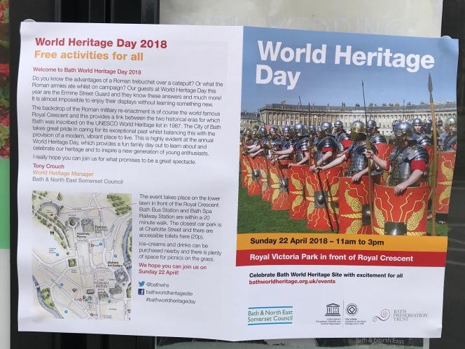 Celebrating World HeritageDay!