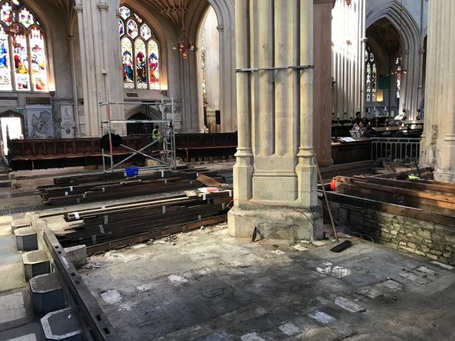 Abbey's hidden floorrevealed.