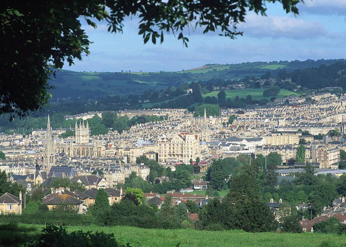 View of Bath 001