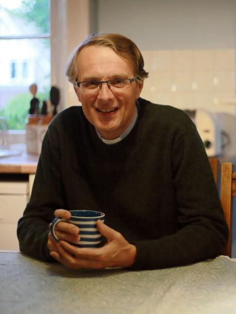 Bath Abbey - Guy Bridgewater - portrait