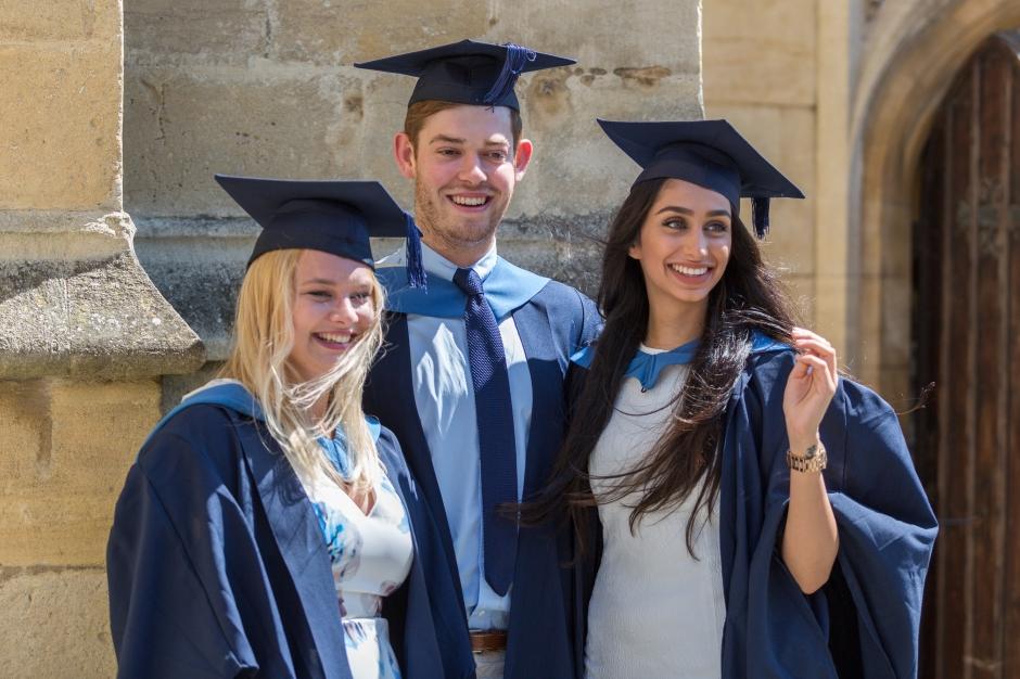 Bath Spa University Summer Graduation