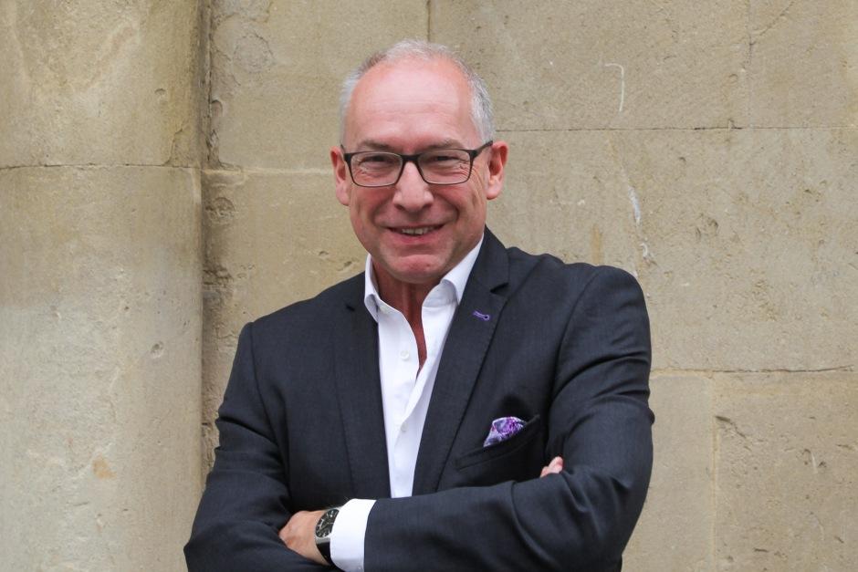 Craig Jenkins Executive Chairman Visit Bath