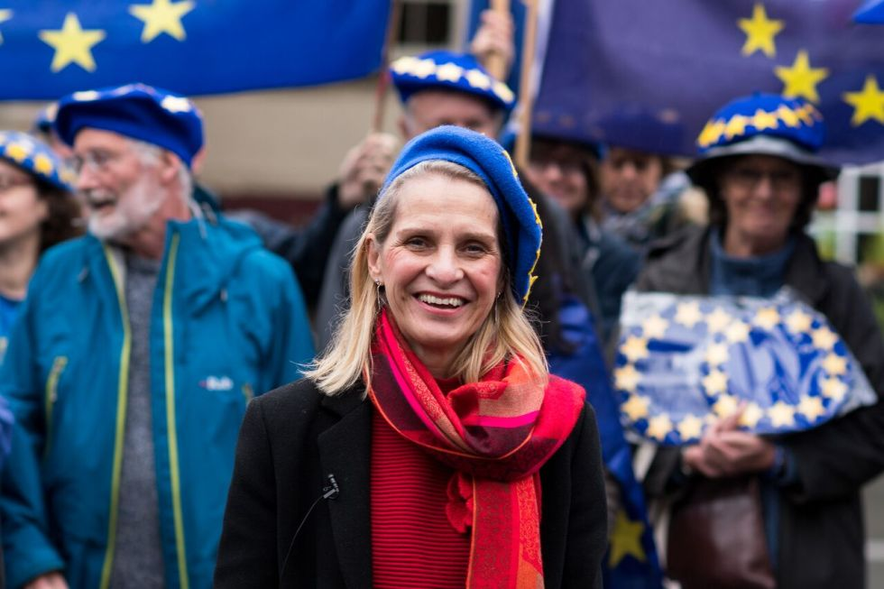 Wera Hobhouse at Nov 18 Pulse of Europe