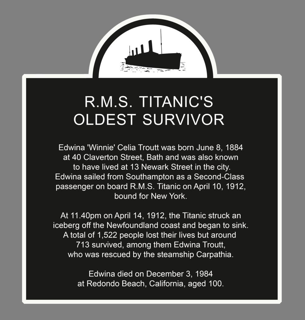 Titanic plq final draft